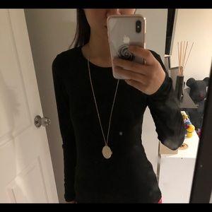Genuine Chloé solid perfume necklace
